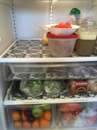 fancy fridge