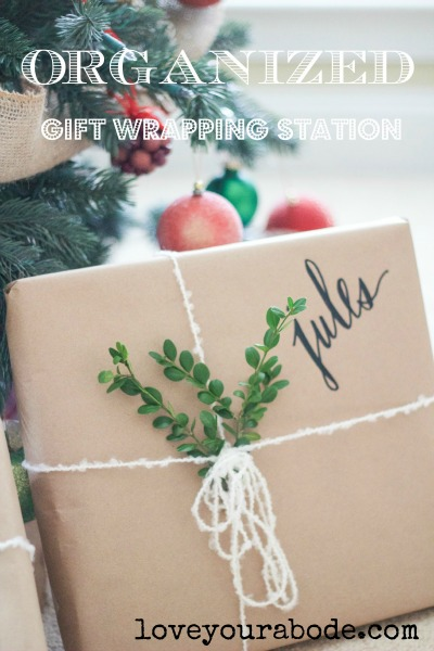 Super Simple & Inexpensive Christmas Wrap Organization Best Children's Lighting & Home Decor Online Store