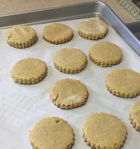 paleo biscuits