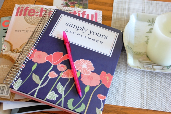 Simply Yours Day Planner