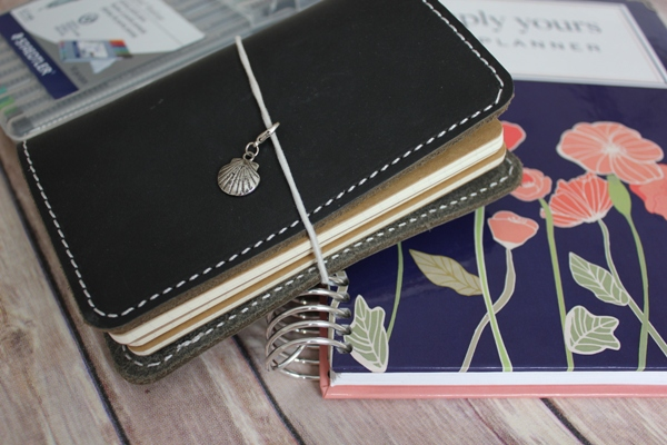 list notebook and planner