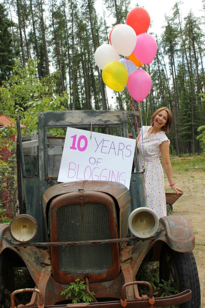 10 Years of Blogging 10