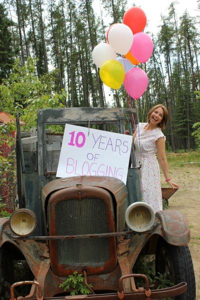 10 Years of Blogging 10