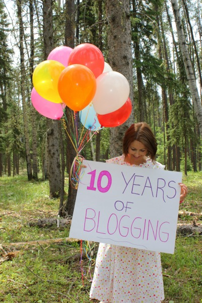 10 years of blogging 7