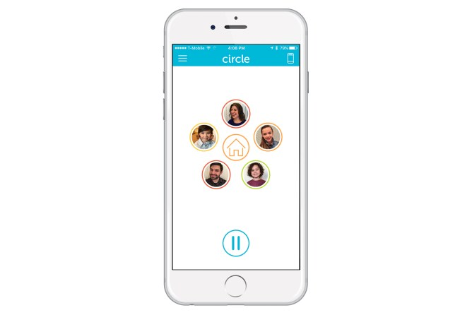 Circle with Disney for Managing Your Child's Internet Time
