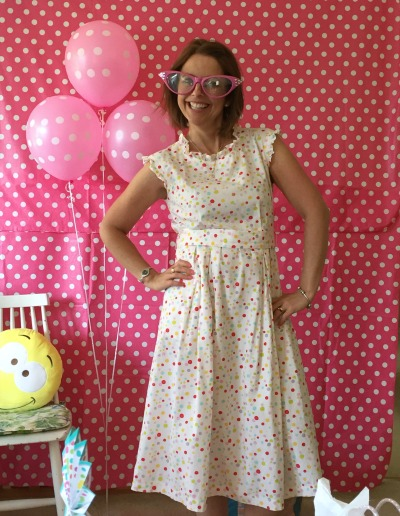 Polka Dot birthday party bash - all the details!
