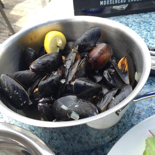 Mussels PEI