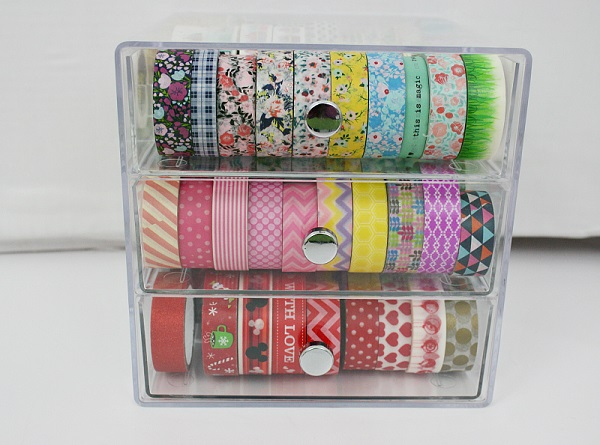 washi organizer again