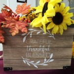 Menu Plan Monday ~ Nov 21/16 Happy Thanksgiving!