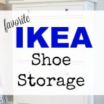 Favorite Ikea Shoe Storage