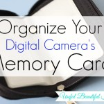 Organize Your Digital Camera's Memory Cards