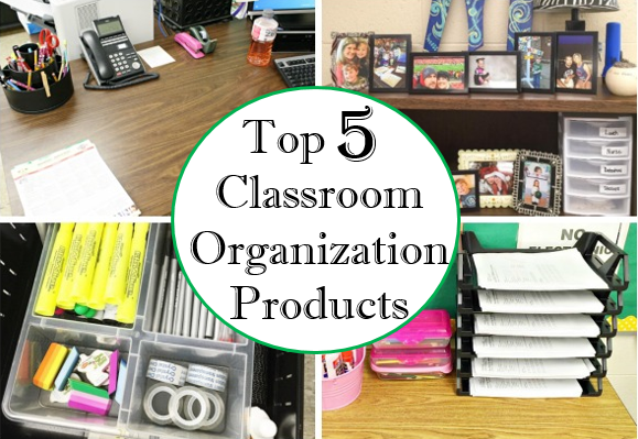 Top 5 Inexpensive Classroom Organization Products at I'm an Organizing Junkie