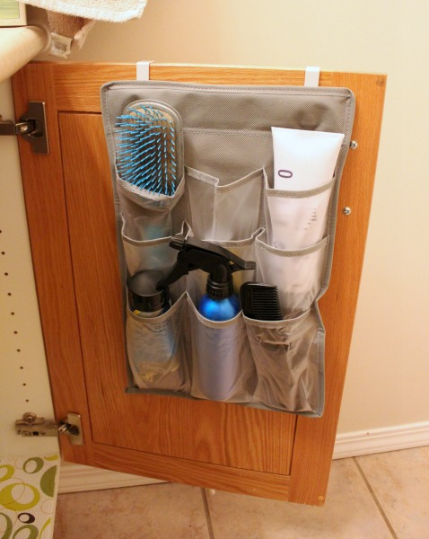 6 Practical & Awesome Over the Cabinet Door Organizers at I'm an Organizing Junkie