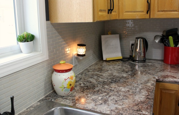 My Life Lately ~ the good, the bad & the ugly -finished kitchen renos
