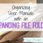 Easy to Implement Tips for Organizing User Manuals and Warranties