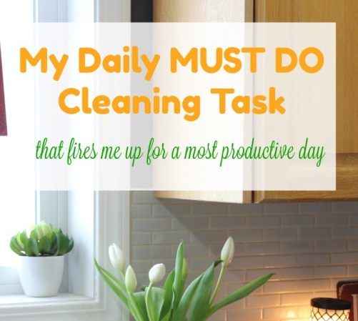 must do task