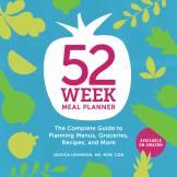 52-Week Meal Planner