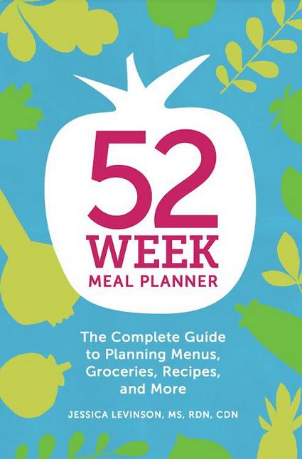 52-Week Meal Planner Organizer at Im an Organizing Junkie blog