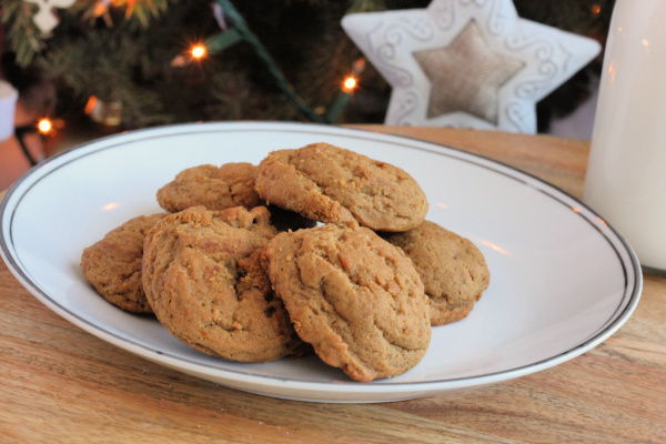 picture relating to Printable Cookies named Grannys Gentle Ginger Cookies
