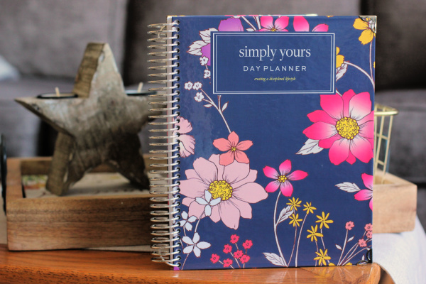 Bailey Shea Designs Simply Yours Planner