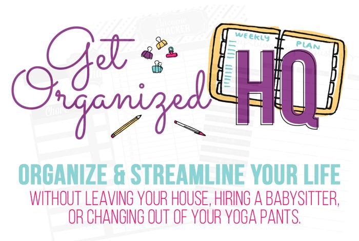 Get Organized HQ