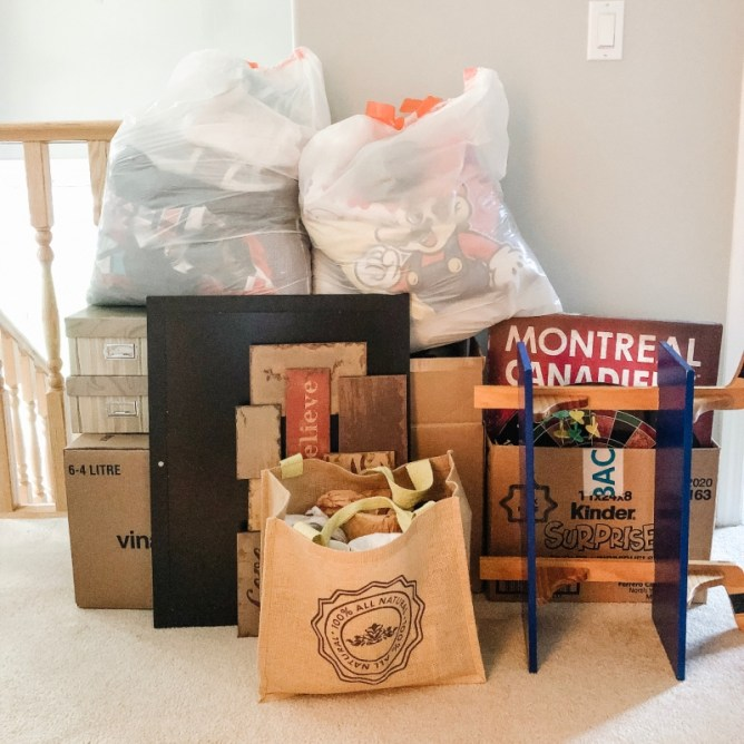September purge pile