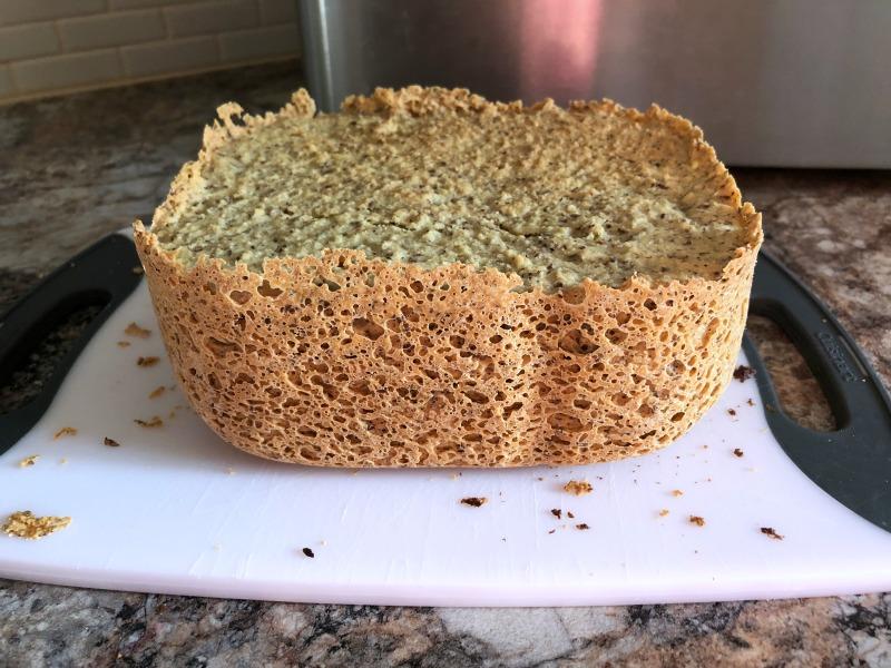 Bread Machine Paleo Bread