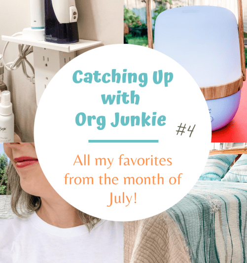 catching up with Org Junkie #4