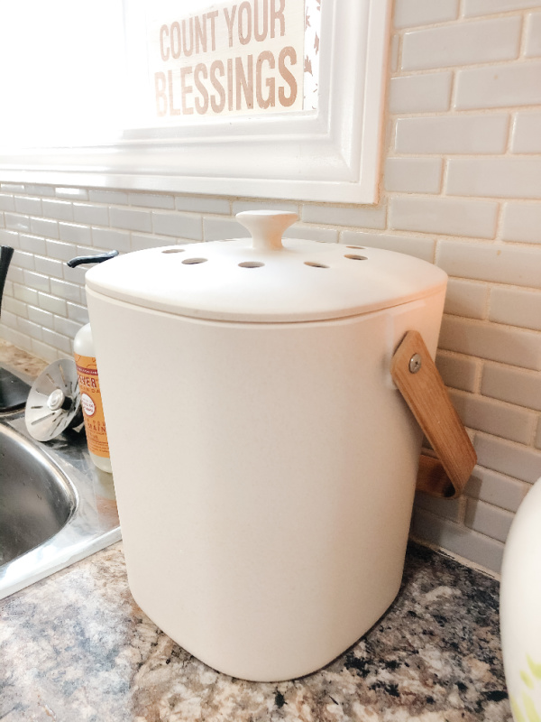 Bamboozle kitchen composter