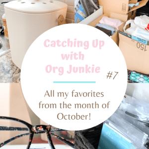 Catching Up with Org Junkie #8 ~ November 2020 Favorites: Jilly Box, Home Edit & Hallmark Movies! Best Children's Lighting & Home Decor Online Store