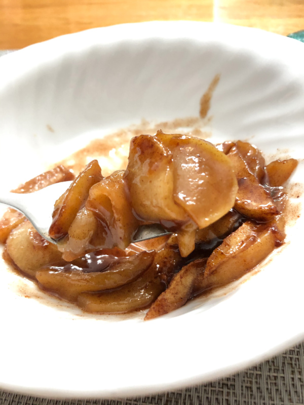 Caramel Cinnamon Baked Apples