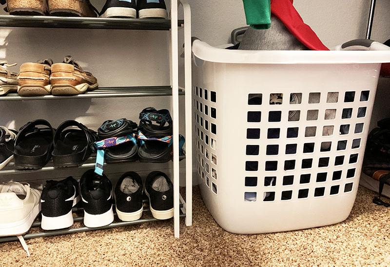 Conquering Laundry ~ How One Busy Mom Gets the Job Done