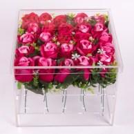 Ящик для 25 роз
