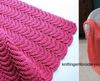 Beautiful Blanket Pattern