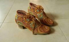 Yazlık Ayakkabı Modeli Yapımı