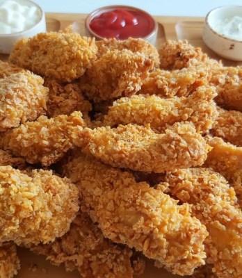 KFC POPEYES DIŞARDA YEMEYE SON ÇITIR TAVUK TARİFİ