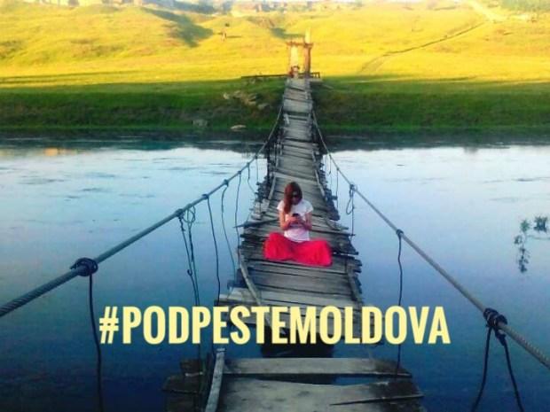 Pod peste Moldova