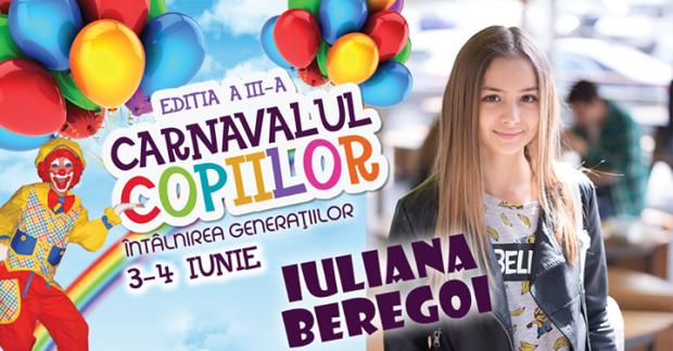 carnavalul copiilor iuliana beregoi