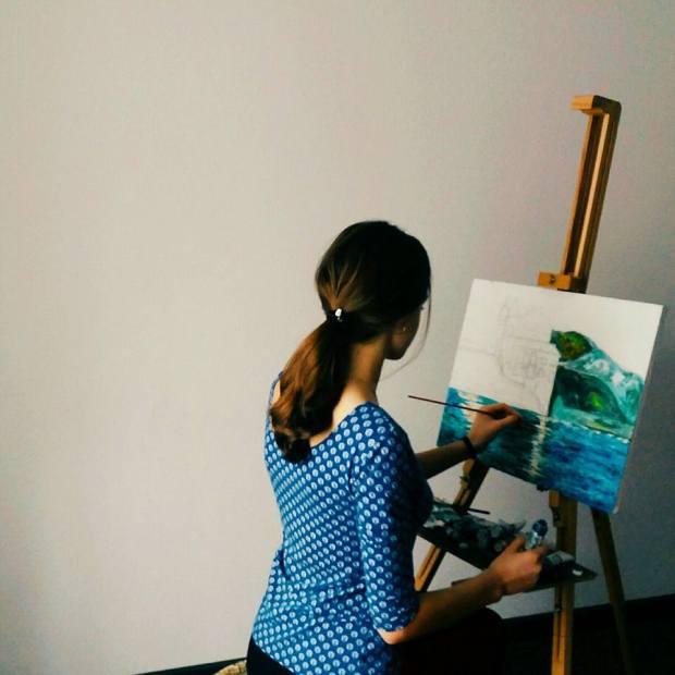 onorina painting