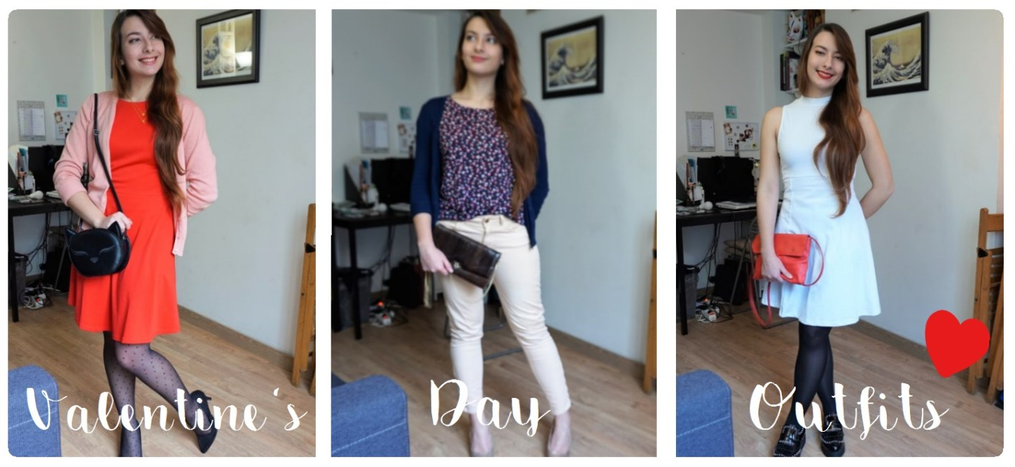 Style – 3 Valentine's Day Outfit Ideas