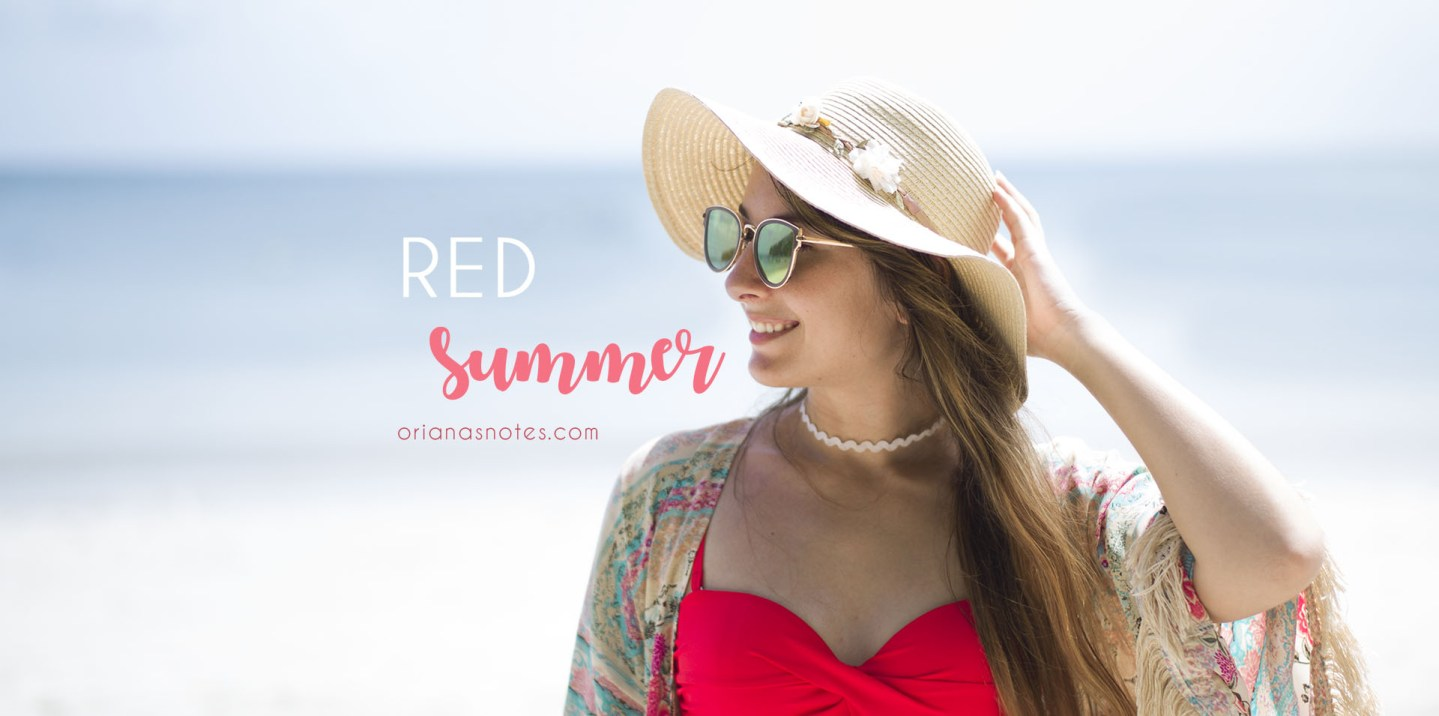 Red Summer : Body Positivity Time