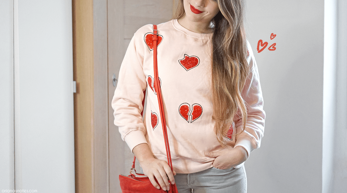 Valentine's Day Outfit 2019
