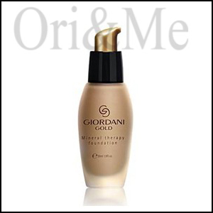Giordani Gold Mineral Therapy Foundation