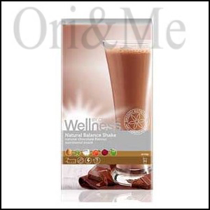 Natural Balance Shake Natural Chocolate