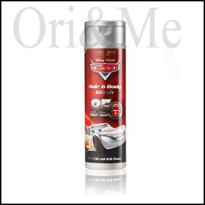 Oriflame Disney Cars Hair & Body Wash