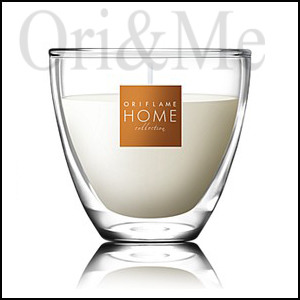 Oriflame Home Collection Autumn Walk in Tuscany Scented Candle