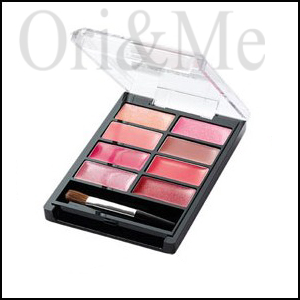 Pure Colour Lip Palette