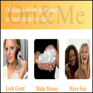 What is Oriflame?
