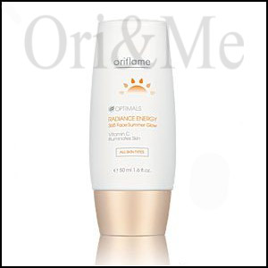 Optimals Radiance Energy 365 Face Summer Glow