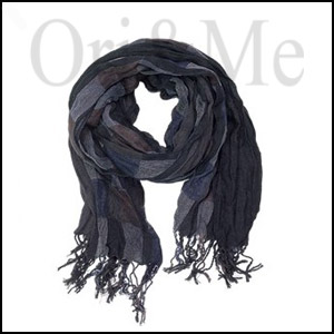 Graphic Scarf for Men